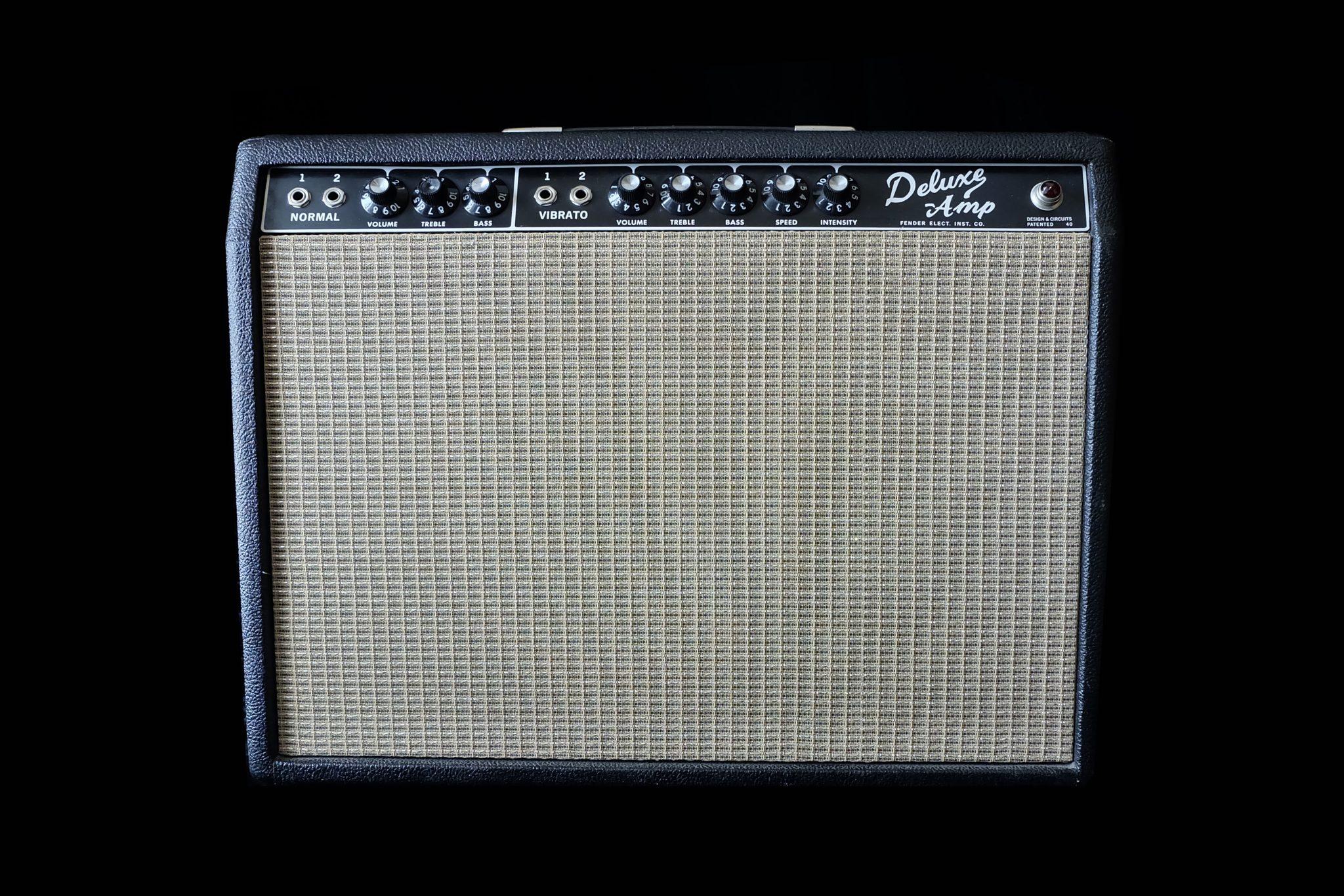 Fender Deluxe 1964