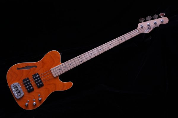 G&L ASAT Bass Honey