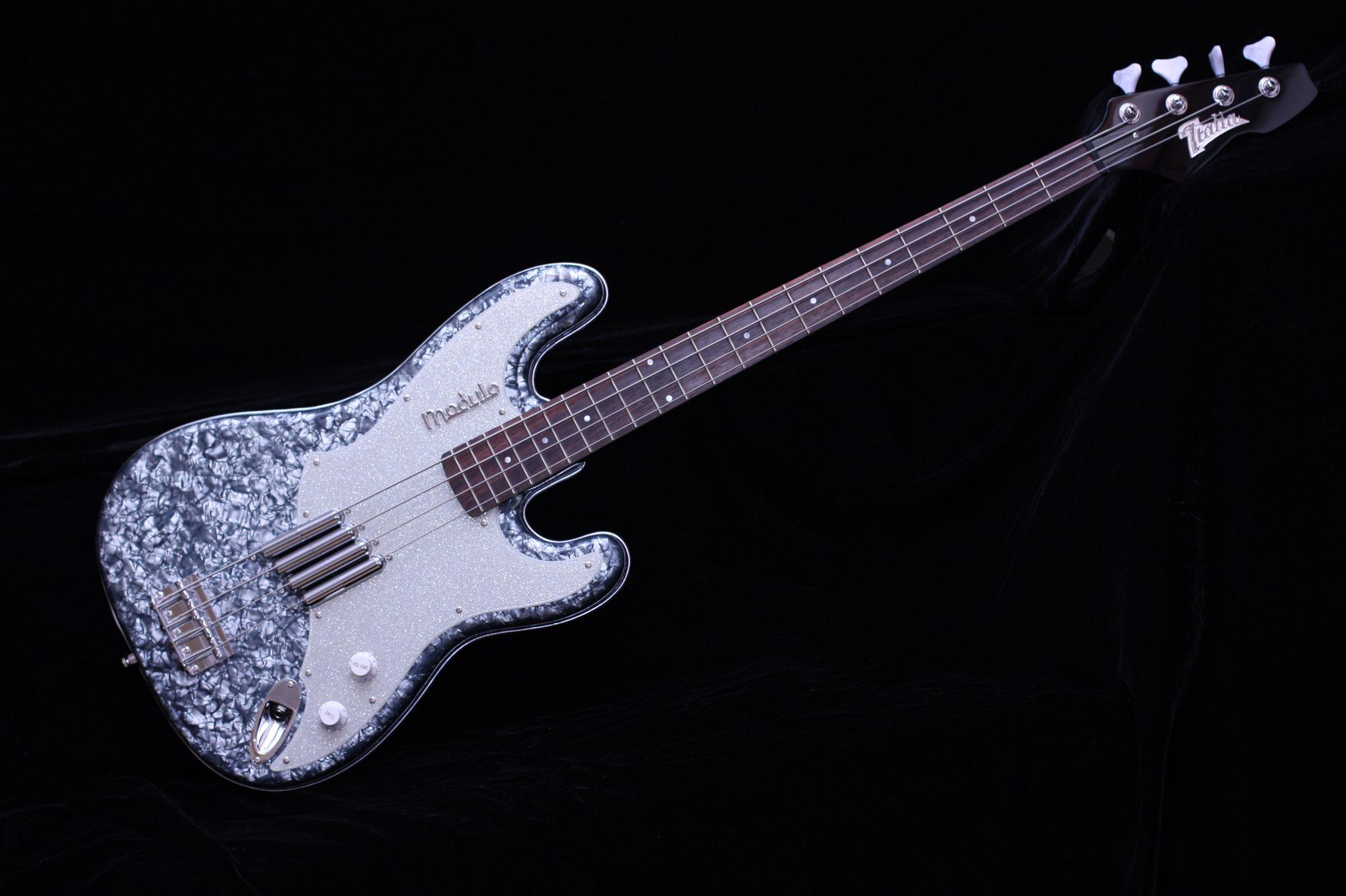 Italia Modulo Bass Silver