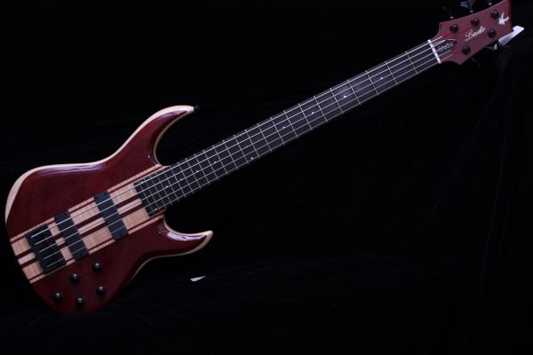 JK Lado Signature 505-QS 5 String Bass