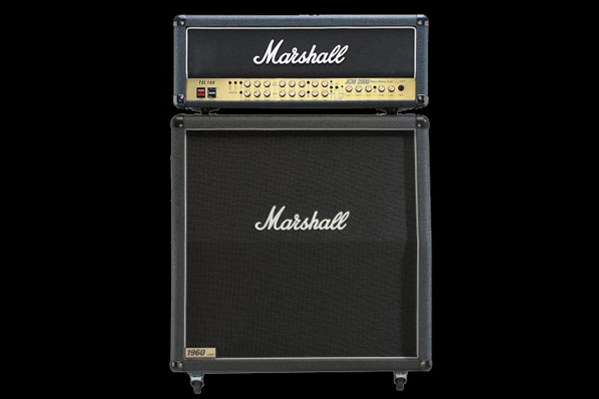 Marshall JCM2000 TSL 100 Stack